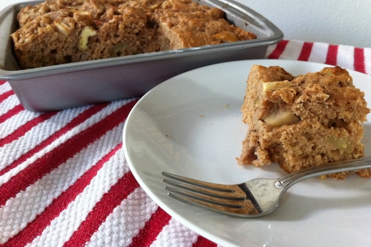 Leftovers Apple Cake Image